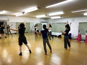 JAZZ(ジャズダンス) 梅田