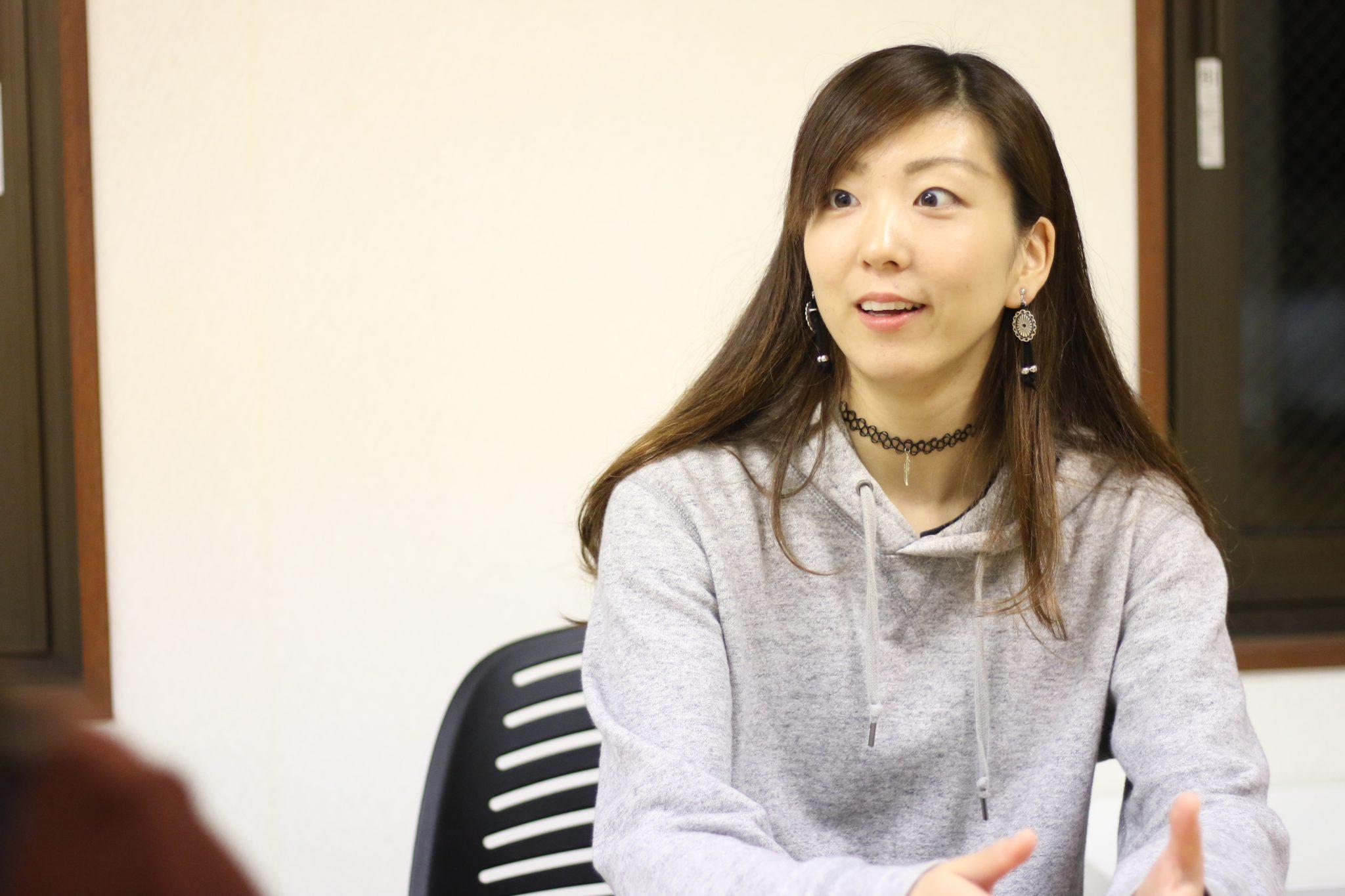 ジャズダンス YUNKO先生 インタビュー
