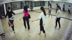 大阪 ベリーダンス  SAYAKAクラス 体験会(2018.3月)