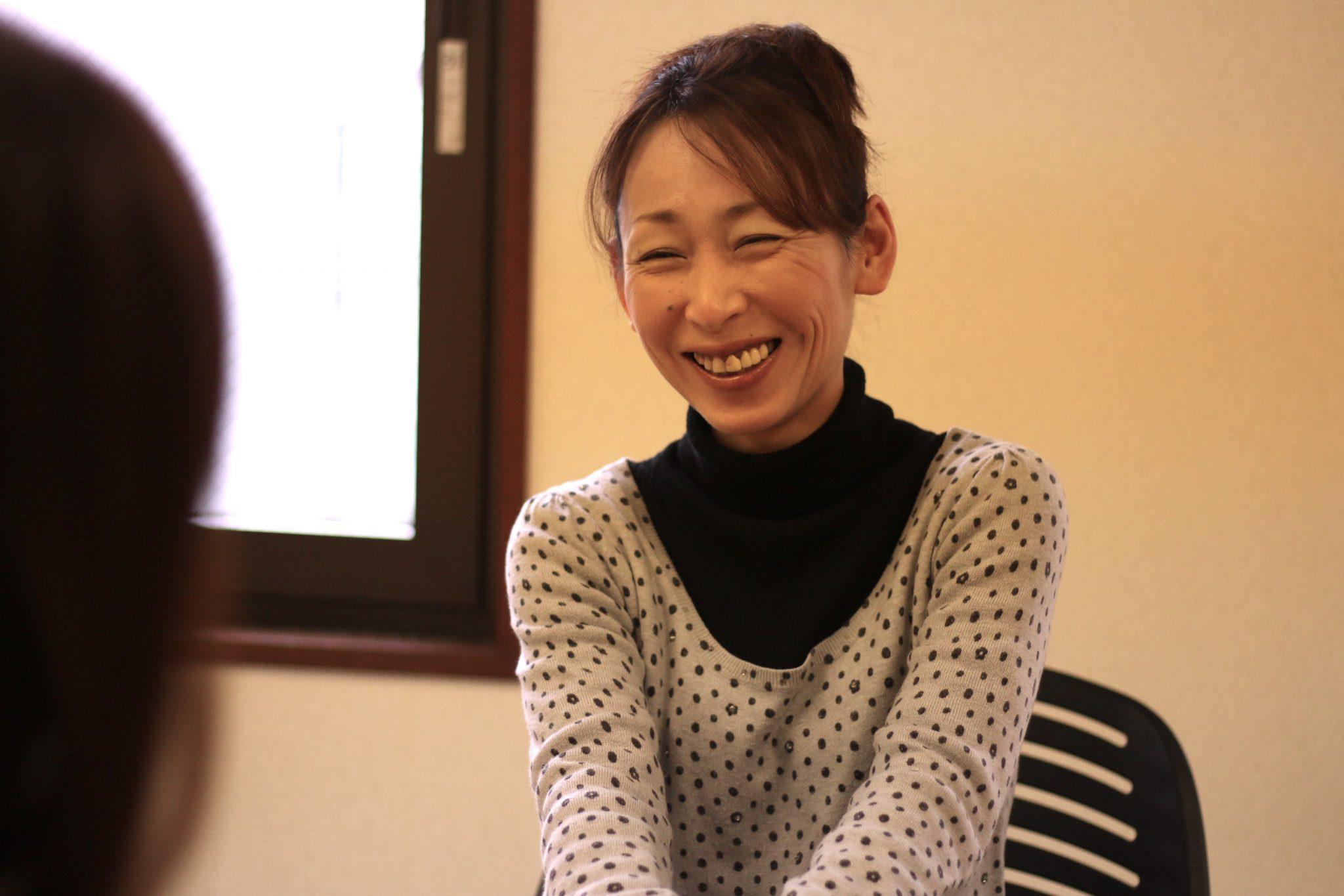 キッズマナー講師:彈正原 由紀先生 インタビュー
