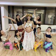 タヒチアンダンス卒業会